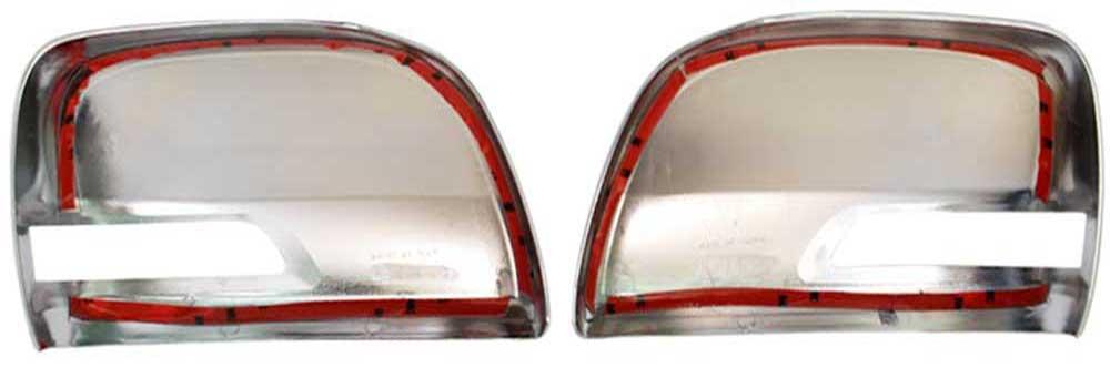 Coque retroviseur chrome KDJ 150-155