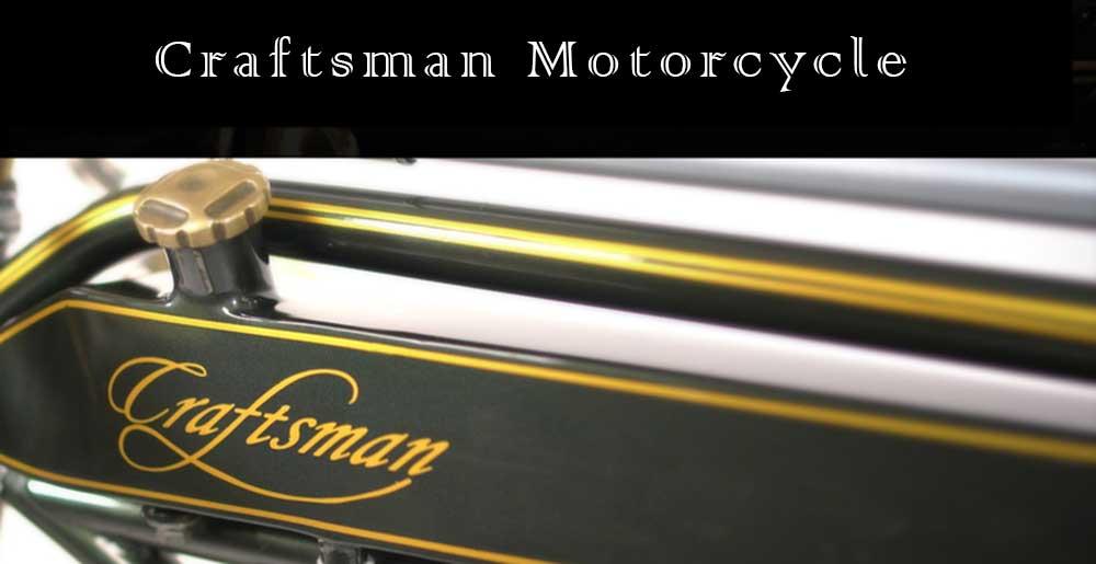 Craftsman Motorcycle Logo