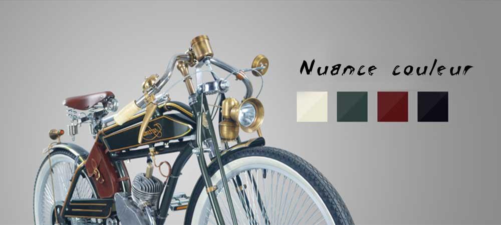 Craftsman Nuance couleur