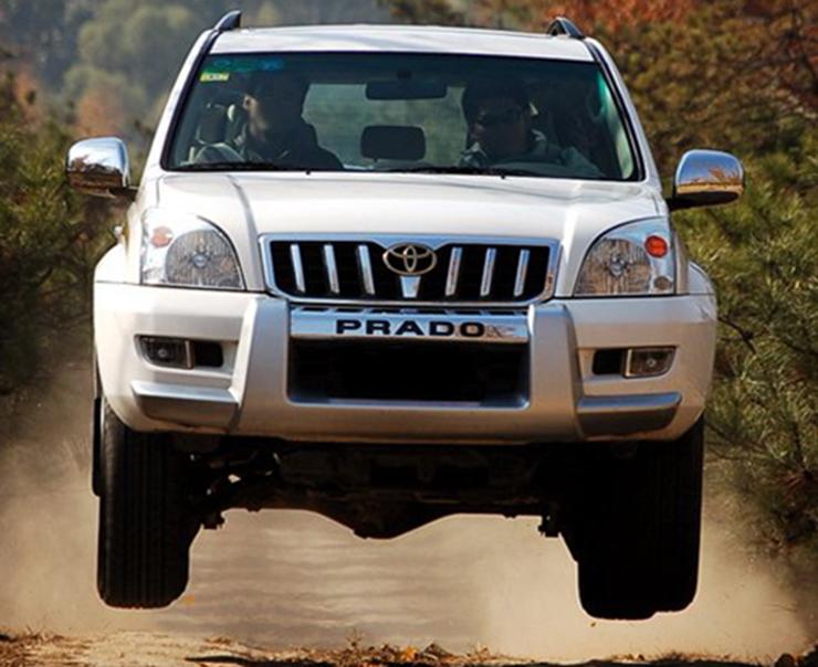 Bumper - Prado 120 125