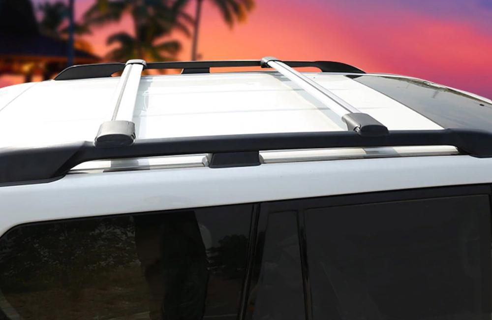Barres de toit transversale pour Toyota land cruiser-KDJ-150-in