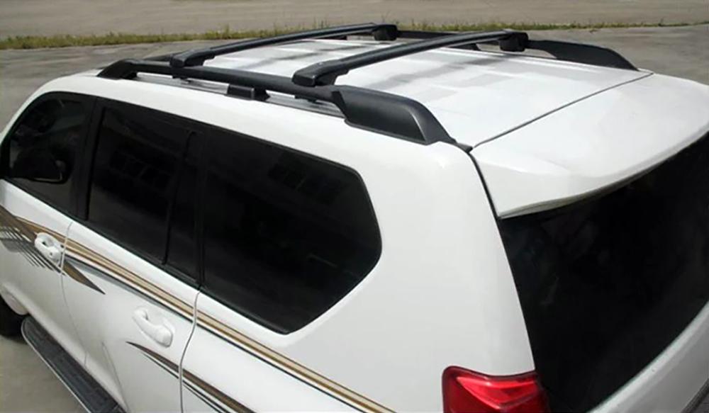 Barres de toit transversale pour Toyota land cruiser-KDJ-150 1