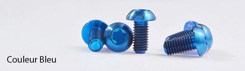 Vis-titane-TORX-M5-couleur-Bleu
